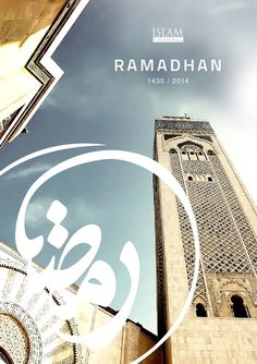 Islam Channel Ramadhan Brochure 2014