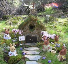 Fairy gardens are a greataddition to your landscape. Description from craft.theownerbuildernetwork.co. I searched for this on bing.com/images