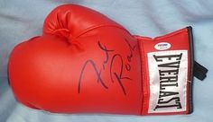 Freddie Roach Signed Leather Everlast Boxing « Impulse Clothes