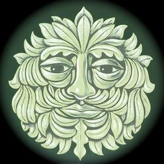 the green man - Buscar con Google