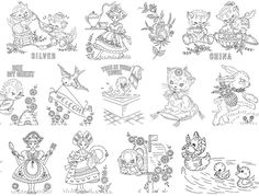 Free Printable Embroidery Patterns and Free embroidery patterns free embroidery designs. More ideas about Free Printable Embroidery Patterns, Hungarian Embroidery, Brazilian Embroidery, Japanese Embroidery, Learn Embroidery, Crewel Embroidery, Embroidery Tattoo, Modern Embroidery, Eyebrow Embroidery, Embroidery Books
