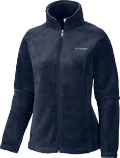 a06186d938f Columbia Women s Benton Springs Full Zip Fleece Jacket. Columbia SportswearPlus  Size ...