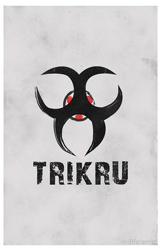 The 100 Trikru Symbol