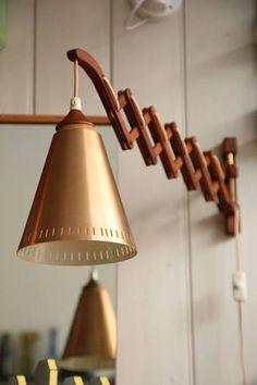 scissor lamp - Google Search