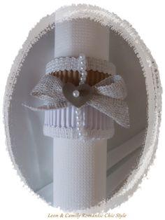 Napkin handmade Romantic Chic