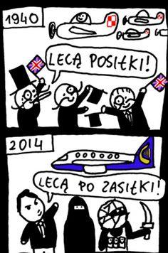 Brytyjczycy Zródło: http://www.andrzejrysuje.pl