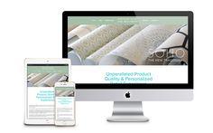 Eastside Paint and Wallpaper website design — Lindsay Toth