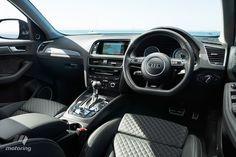Audi SQ5 2017 Cabin design