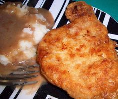 Pork Chops (Kotlet Schabowy) from Food.com