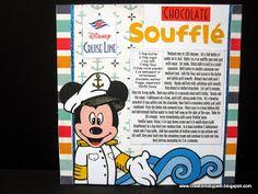 Disney Themed Food, Disney Inspired Food, Disney Food, Disney Dishes, Disney Desserts, Disney Recipes, Cartoon Recipe, Strawberry Shortcake Characters, Monte Cristo Sandwich