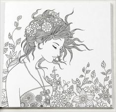 2016 Newest Arrivals 96 Pages Floating Lace Adults Colouring Book Secret Garden Art Coloring Books Antistress Painting Drawing