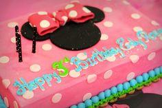 Minnie Mouse Cake Designs Make Idea Pic