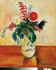 Buy online, view images and see past prices for Bornemisza, Geza - Still Life of. Invaluable is the world's largest marketplace for art, antiques, and collectibles. Be Still, Still Life, Moving To Paris, Henri Matisse, Flower Art, December, Auction, Flower Paintings, Fine Art
