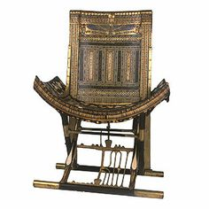 Ancient Egyptian Furniture   The Ancient Egypt: Tutankhamunu0027s Treasures
