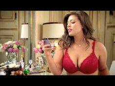PLUS-SIZED WOMEN IN LINGERIE: TOO HOT FOR TV?