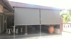 Outdoor Roller Blinds, Divider, Room, Furniture, Home Decor, Bedroom, Decoration Home, Room Decor, Rooms