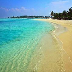 Beautiful beaches Maldives Travel, Beautiful Beaches, Trips, Waves, Ocean, Natural, Life, Outdoor, Instagram