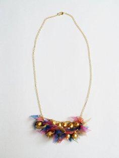 flamingotoes necklace tutorial