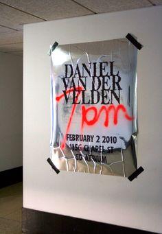 Daniel van der Velden & Maureen Mooren
