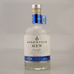 Kyle's Club Gin 40% Vol. - 0,7l