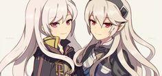 Female Robin and Female Corrin