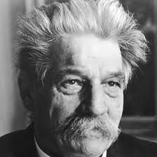 albert schweitzer - born Jan 14 1875. Awarded the Nobel Peace Prize in 1952 , used the funds awarded him (33,000.00) to start a leprosarium.