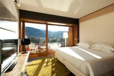 Hotel Milano Alpen Resort, Bratto, Italy. So gorgeous