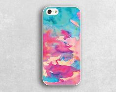 watercolor iphone 5s casesrubber iphone 5c cases by janicejing, $6.99