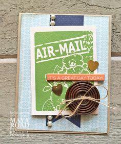 Airmail Kimberly Crawford