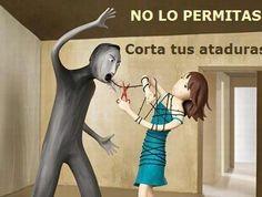 Nunca permitas que te agredan ni física ni verbalmente. No permitas que te…