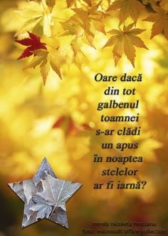 toamna poezii - Căutare Google Thoughts, Words, Quotes, Movie Posters, Life, Google, Magic, Autumn, Quotations