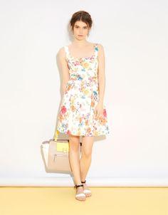 Naomi Printed Prom Dress
