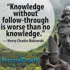 Use it...don't lose it!!  #Knowledge http://personalgrowthclub.com/