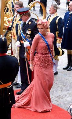 la robe du Prinsjesdag 2009