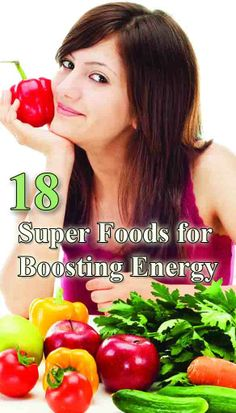 18 Super Foods for Boosting Energy : #SuperFoods #HealthBenefits #Herbs #cure #healthcare #Remedies #HomeRemedies #NaturalRemedies #HealthRemedies #health #wellness #healthy #HomeRemedy #HerbalRemedies #BoostingEnergy - > http://www.homeremedyshop.com/18-super-foods-for-boosting-energy/
