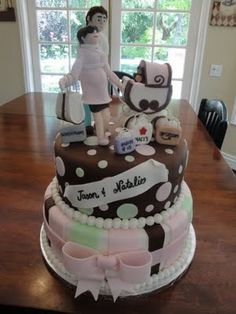 shower ideas baby shower cakes stroller shower couples baby showers