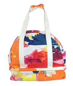 Kate Spade Saturday 'The Small Weekender' Travel Bag, Colorful Abstract kate spade new york http://www.amazon.com/dp/B00SA5YCBU/ref=cm_sw_r_pi_dp_CZdUub1FJZGM6