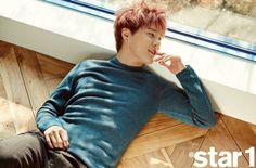 Fall for Junsu's charms in '@star1' | allkpop.com