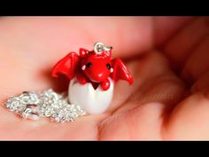 Dinosaur T-Rex Wrap Around Ring Polymer Clay Tutorial / Arcilla Polimérica - YouTube