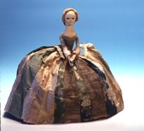 The Letitia Penn Doll, named for William Penn's daughter, is perhaps the oldest documented doll in America. She is among the historic toy collection at the Philadelphia History Museum at the Atwater Kent.