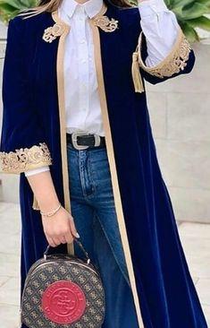Modest Fashion Hijab, Modesty Fashion, Abaya Fashion, Muslim Fashion, Kimono Fashion, Fashion Dresses, Iranian Women Fashion, Korean Girl Fashion, Trendy Fashion