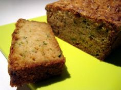 Zucchini-Pineapple Loaf Cake