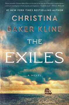 Buy The Exiles: A Novel by Christina Baker Kline and Read this Book on Kobo's Free Apps. Discover Kobo's Vast Collection of Ebooks and Audiobooks Today - Over 4 Million Titles! Got Books, Book Club Books, Book Lists, Books To Read, Book Nerd, Real Simple, New York Times, Orphan Train, Bond