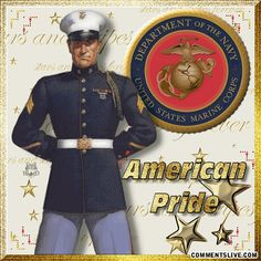 American Pride United States Marine Corps .....