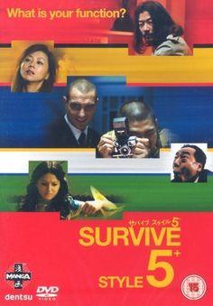 Survive Style directed by Gen Sekiguchi.