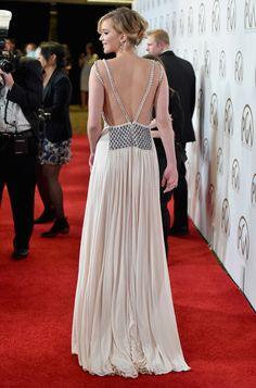 Jennifer Lawrence veste Prada - Fashionismo