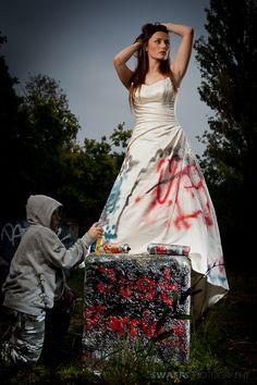 graffiti wedding swaffs photography