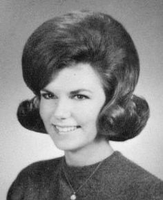 1960S Hairstyles Extraordinary 83 Best 1960's Hairstyles Images On Pinterest  Vintage Hair