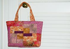 """So this is happening...Wrapagain is making purses. Does that mean it's a """"purseagain""""?"""