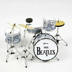Replica bateria Beatles